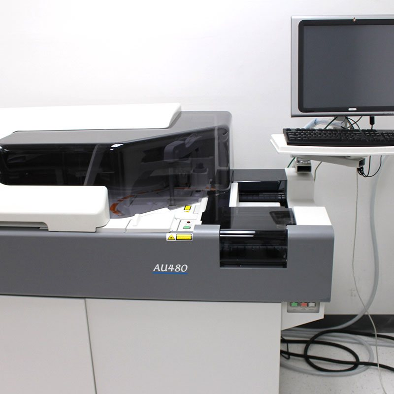Beckman Coulter AU480