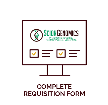 COMPLETE REQUISITION FORM